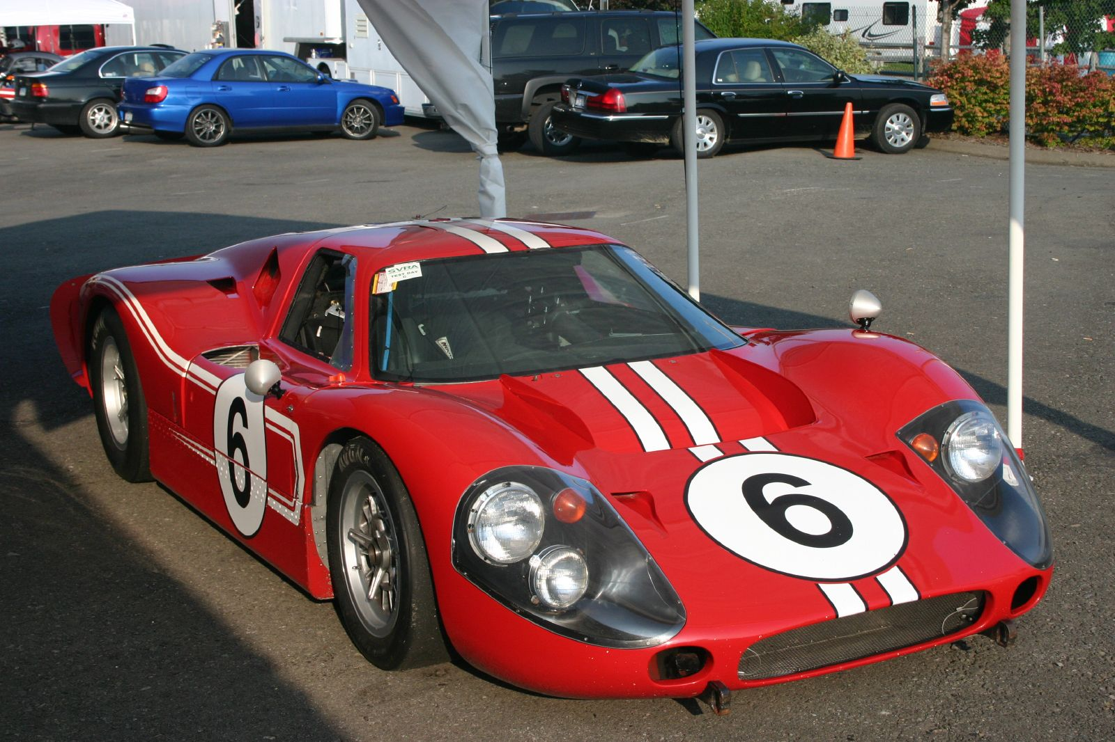1967 Ford GT 40 #12