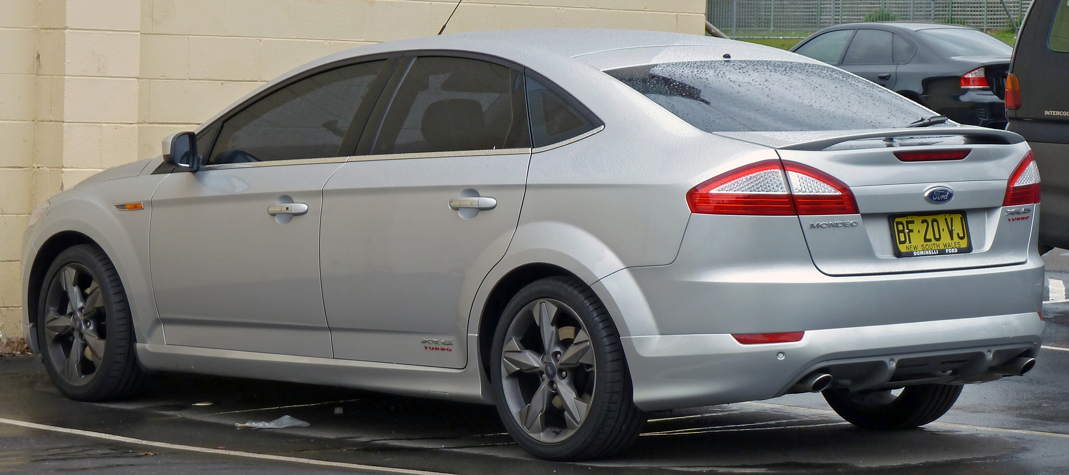 2009 Ford Mondeo #3