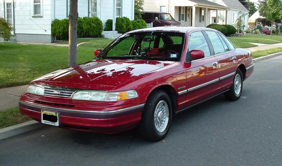 1994 Ford Crown Victoria #13