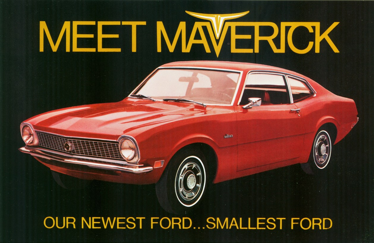 1970 Ford Maverick #12