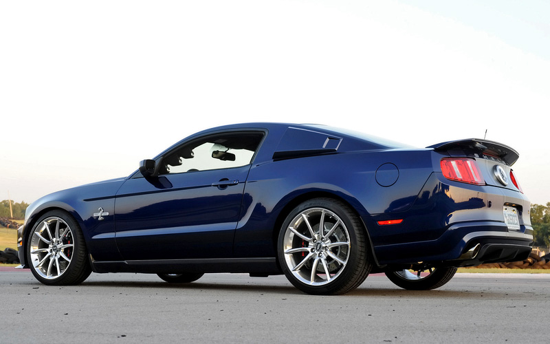 2012 Ford Shelby Gt500 #8