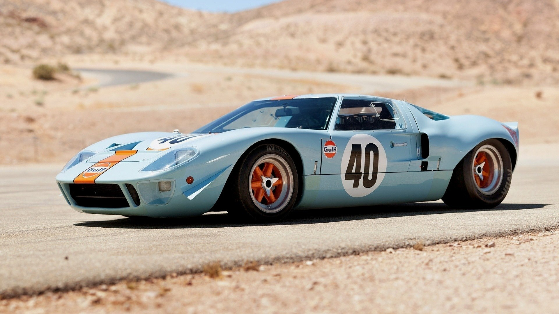 1966 Ford GT 40 #16