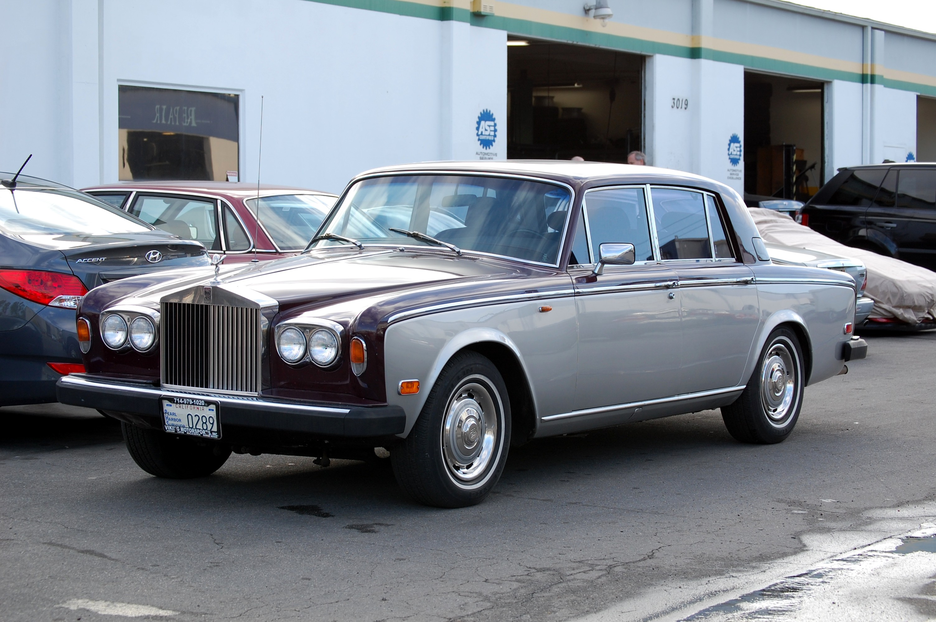 Rolls royce Silver Shadow #17