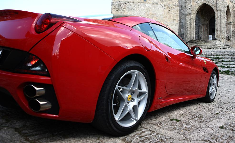 2009 Ferrari California #9