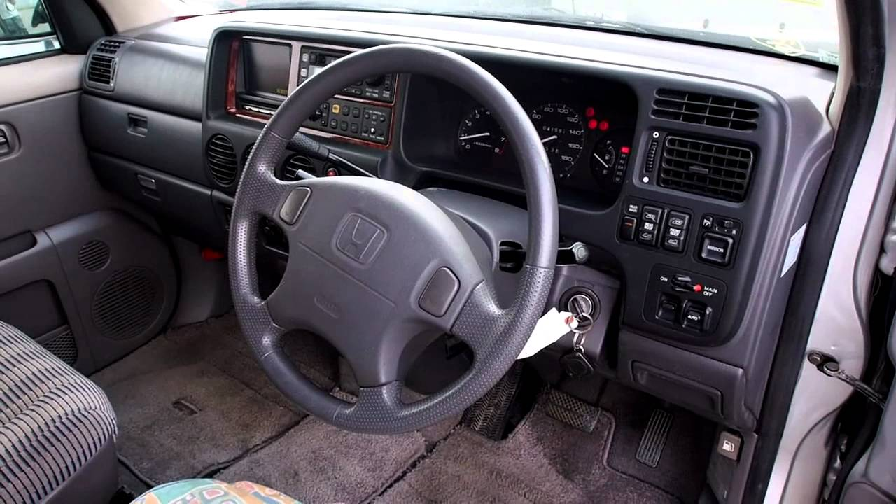 1996 Honda Step Wagon #16