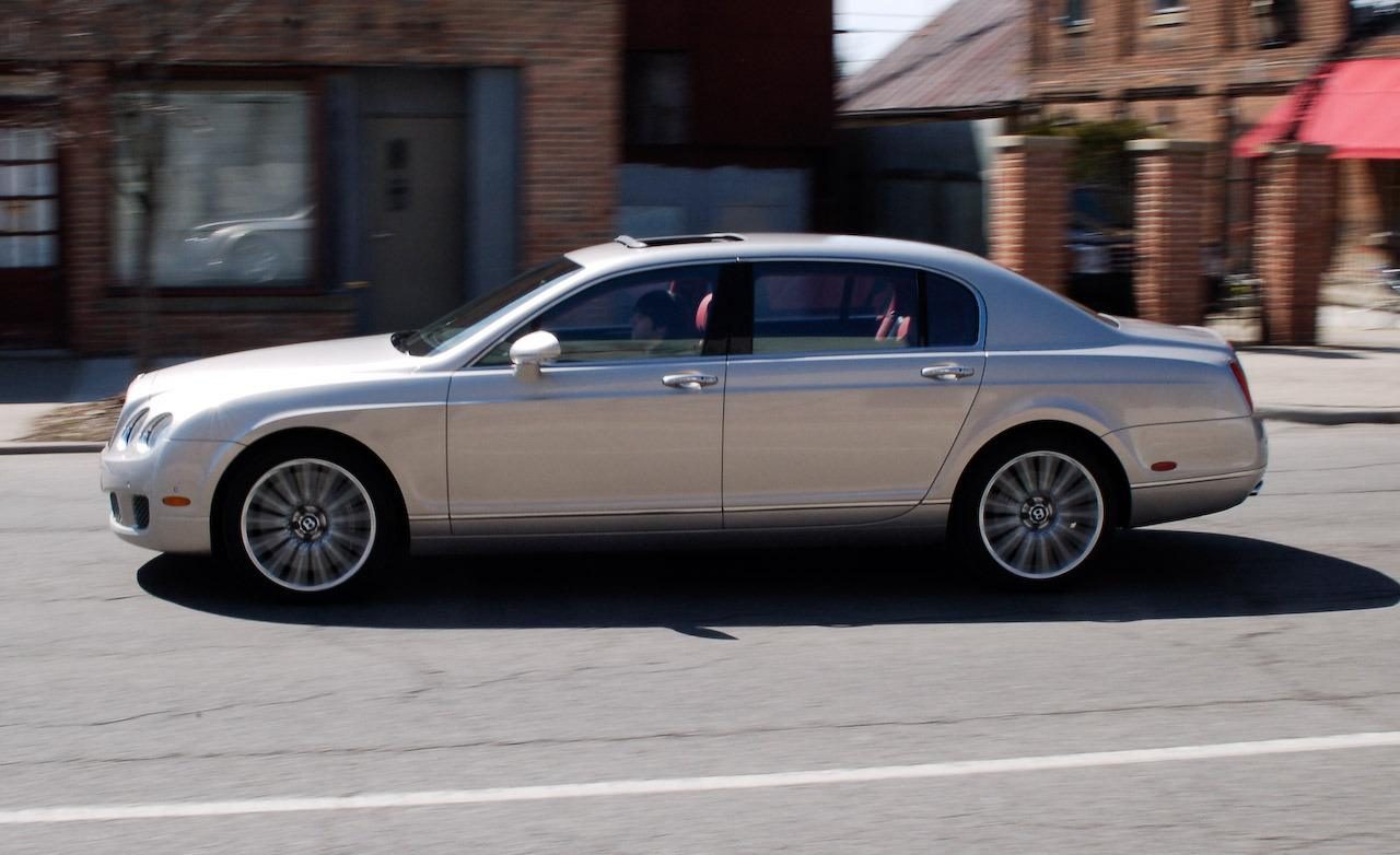2009 Bentley Continental Flying Spur Speed #14