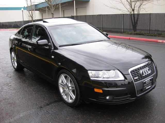2008 audi a6 photos informations articles. Black Bedroom Furniture Sets. Home Design Ideas
