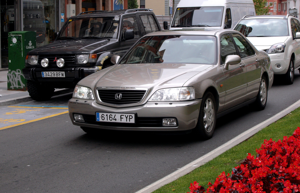 2003 Honda Legend #10
