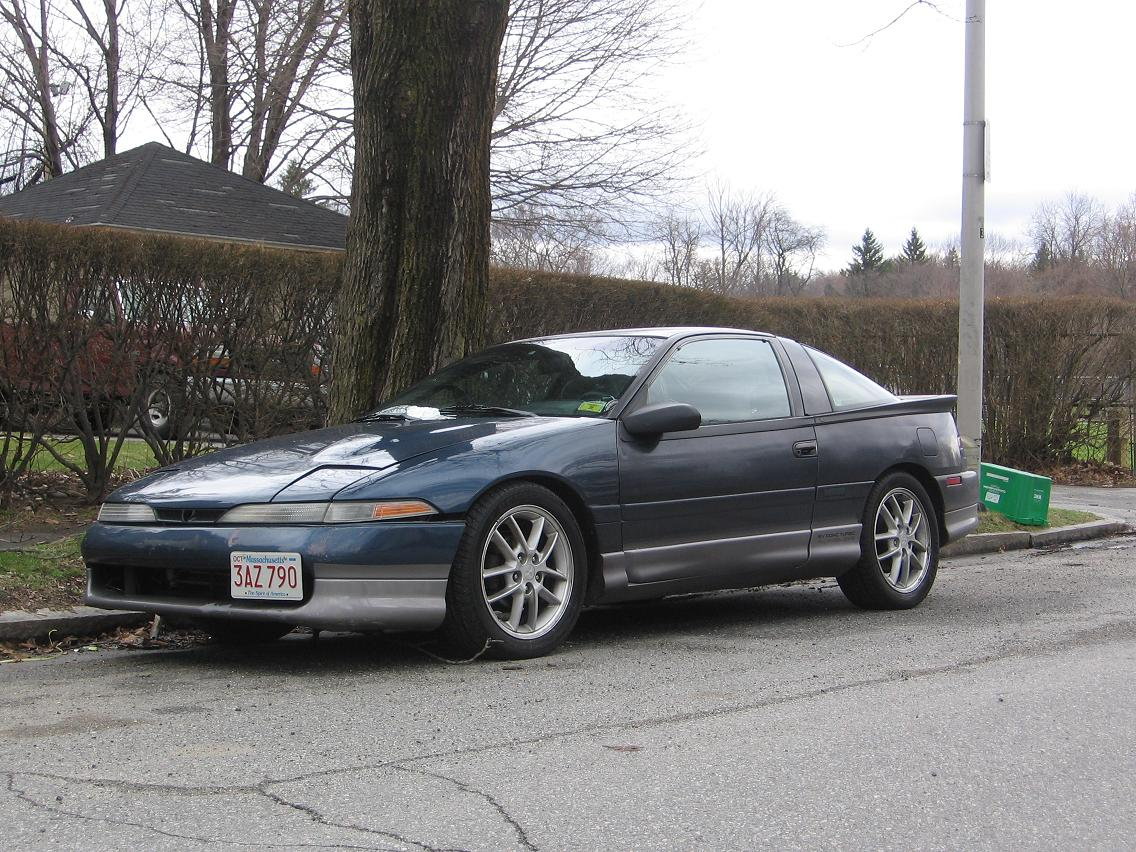 1990 Eagle Talon #11