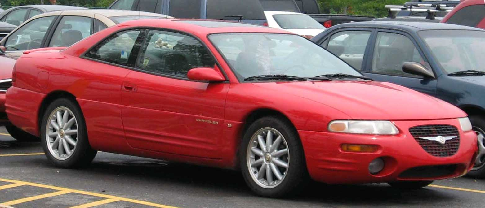 1995 Chrysler Sebring #9