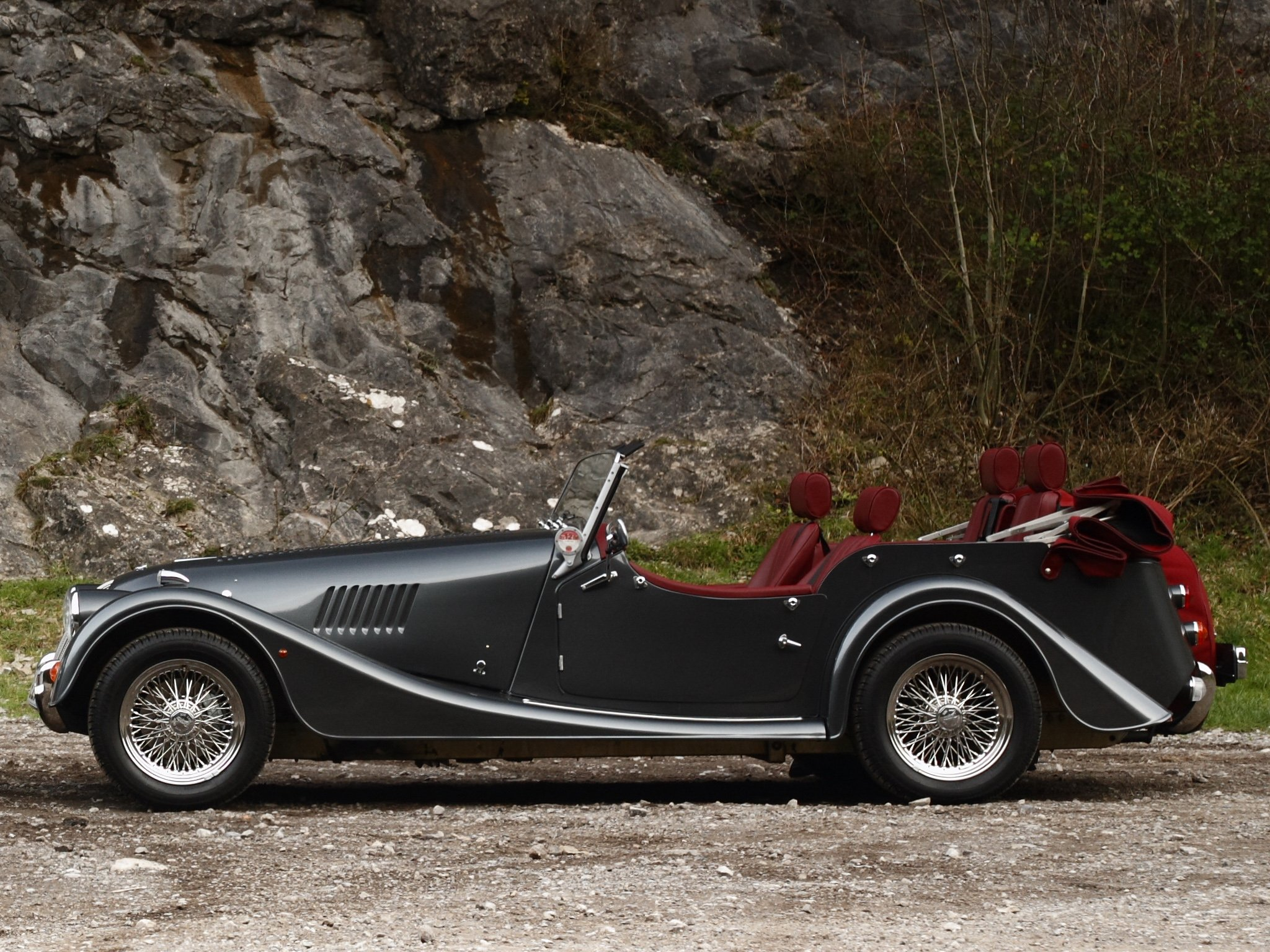 2006 Morgan 4 Seater #6