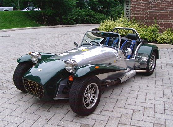 Caterham Super 7 #10