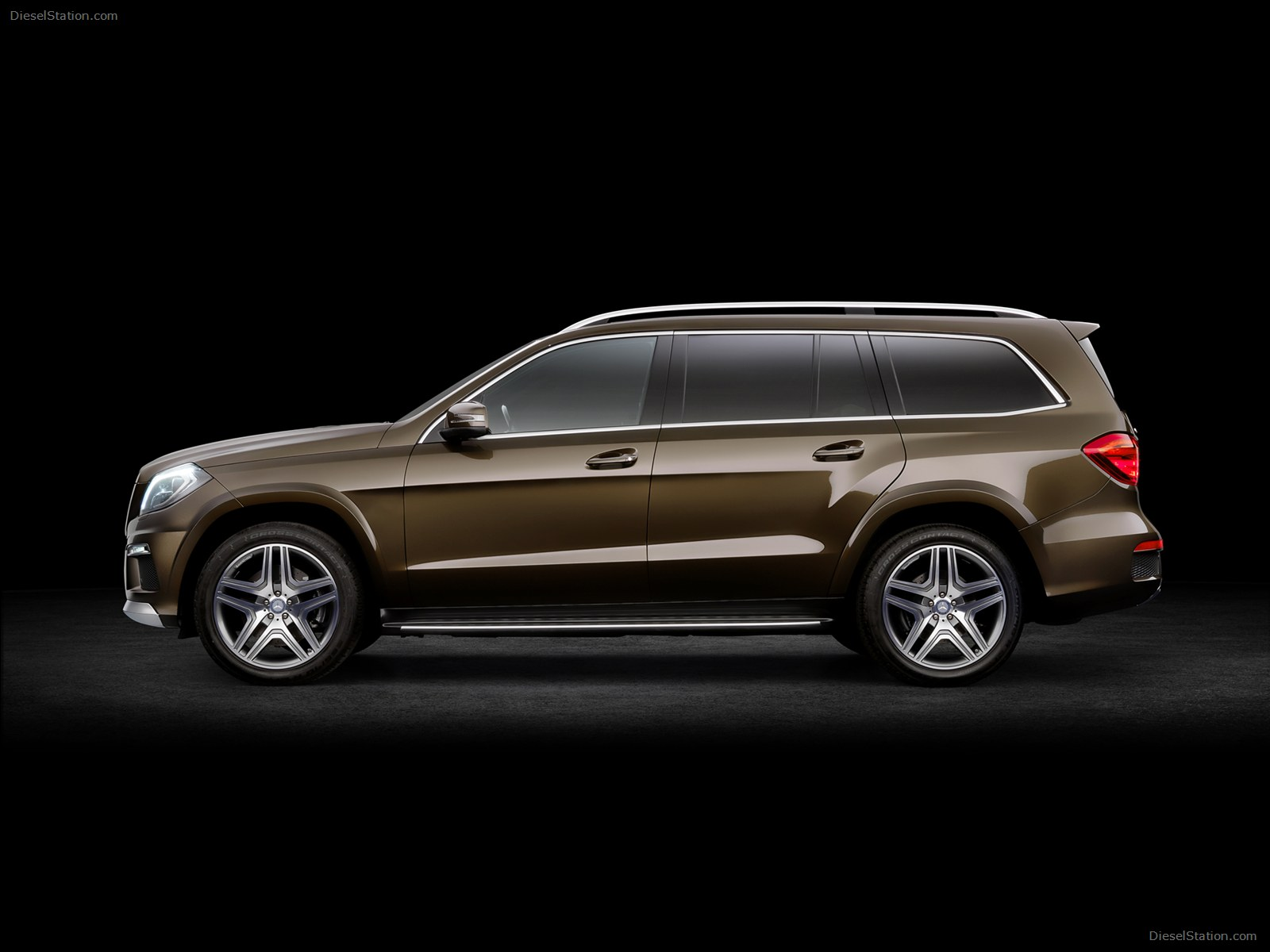 Mercedes-Benz GL #15