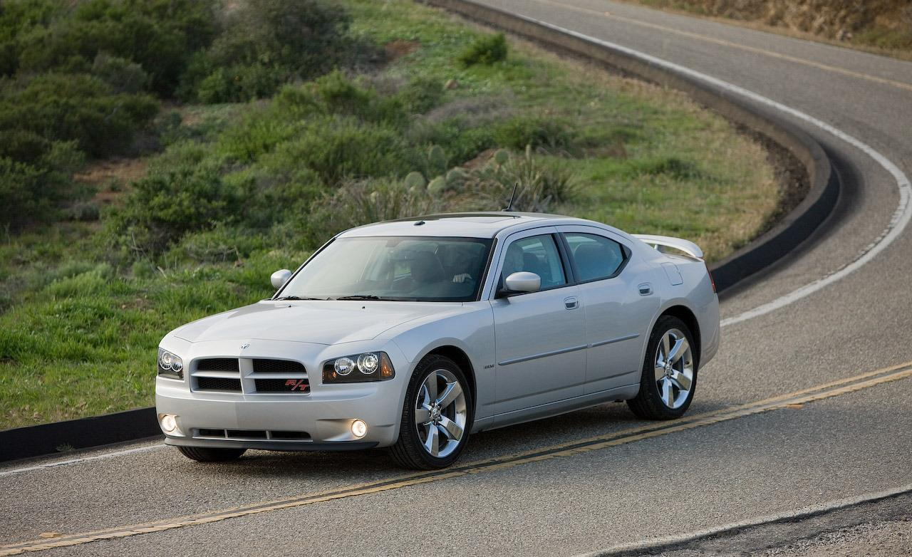 2008 Dodge Charger #10