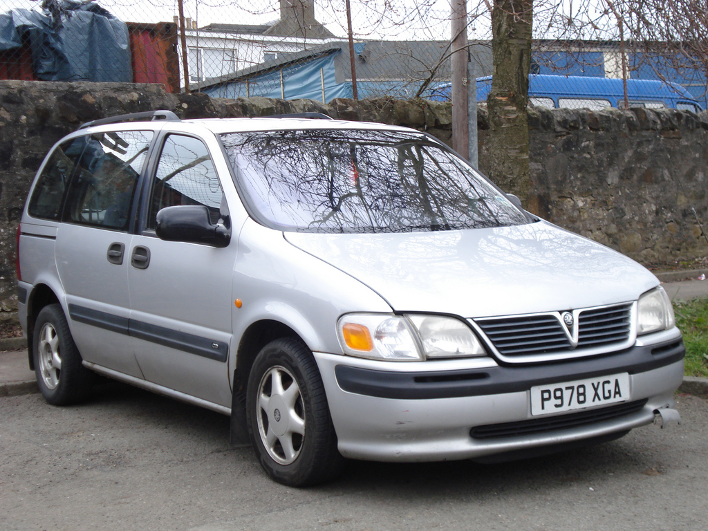 1997 Vauxhall Sintra Photos Informations Articles