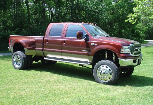 2007 Ford F-450 #17