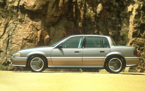 1991 Pontiac Grand Am #14