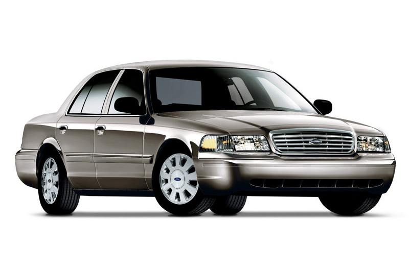 2009 Ford Crown Victoria #17