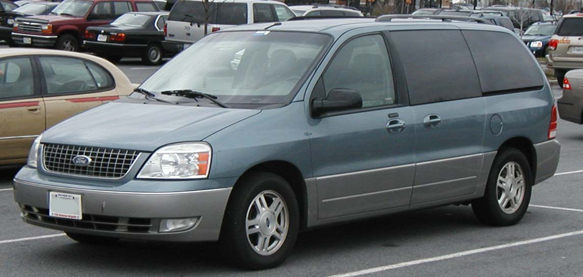 2007 Ford Freestar #6