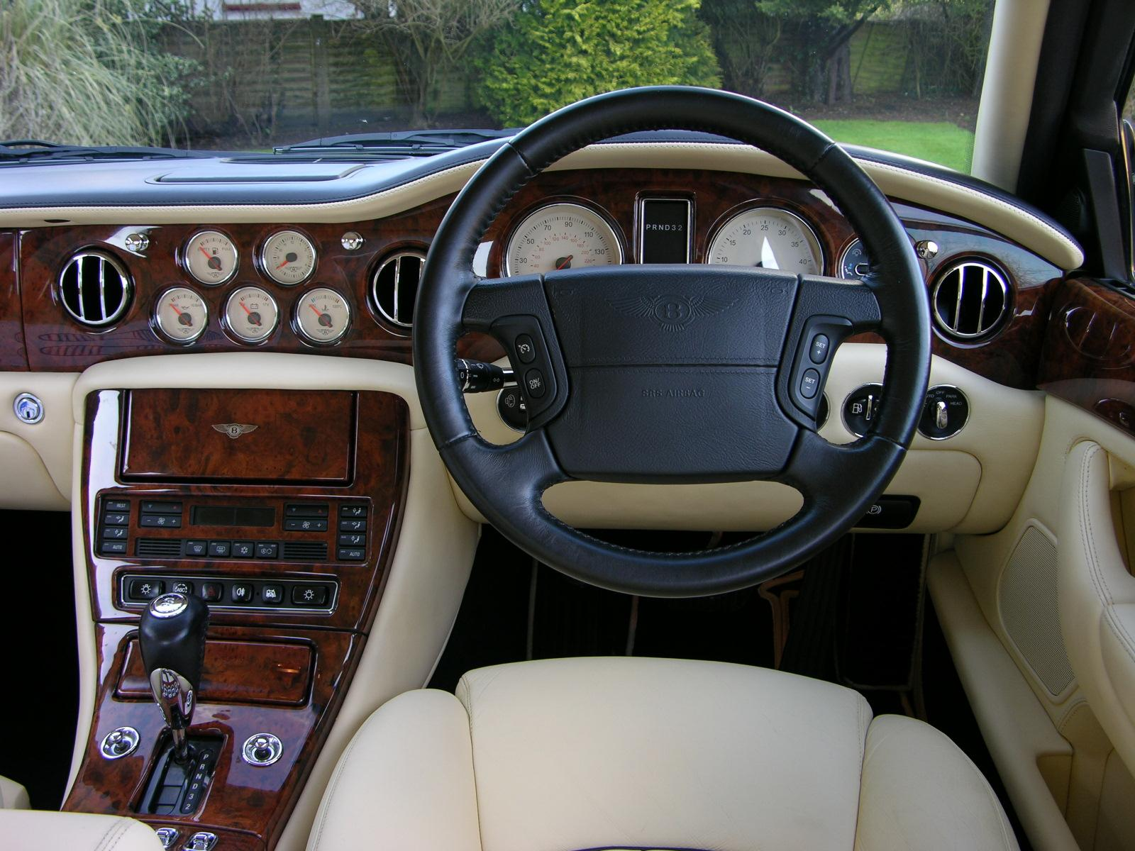 2001 Bentley Arnage #8