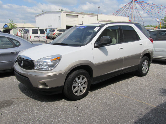 2004 buick rendezvous photos informations articles. Cars Review. Best American Auto & Cars Review