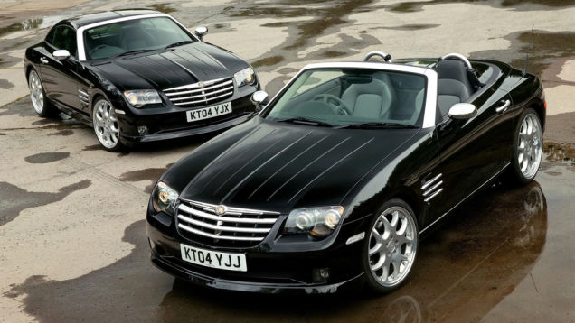 Chrysler Crossfire #15