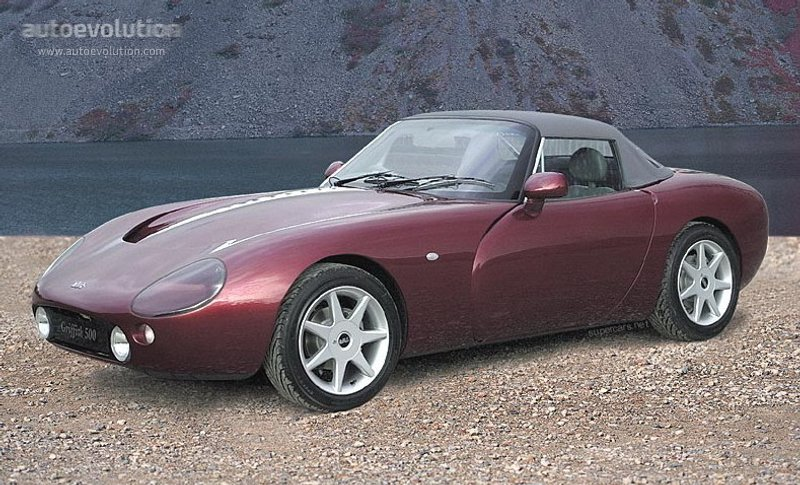 2002 TVR Griffith #11