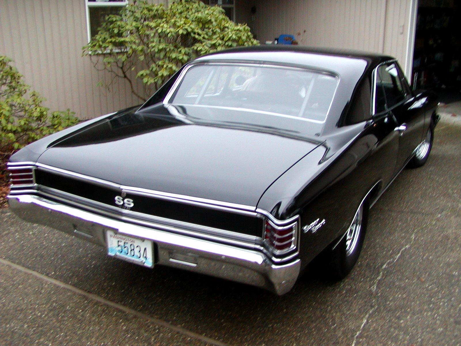 1967 Chevrolet Chevelle Photos Informations Articles