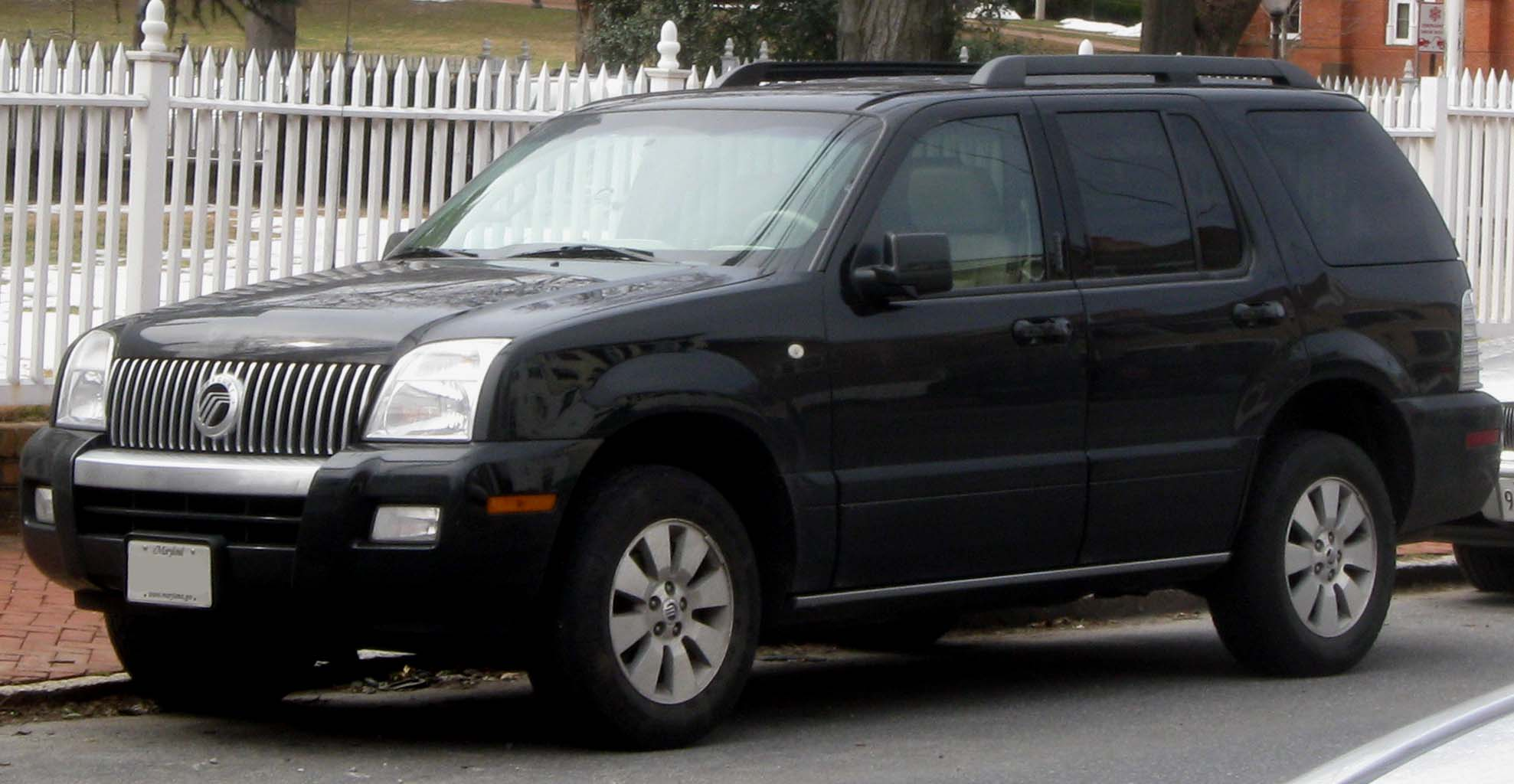 2010 Mercury Mountaineer #2