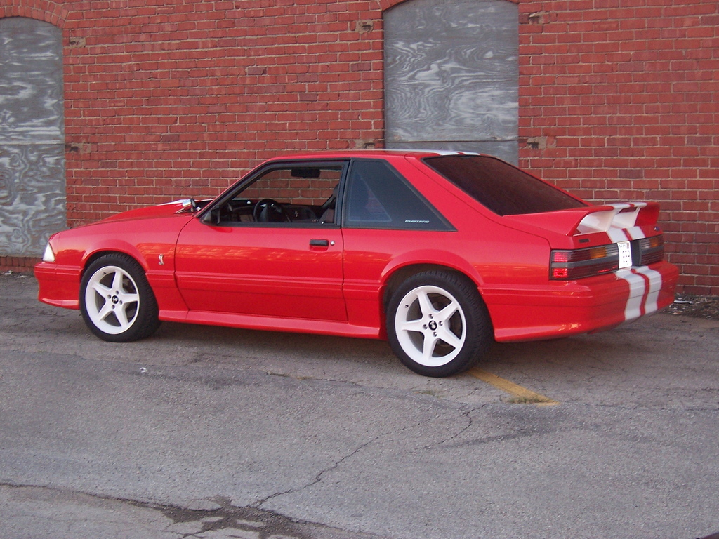 1993 Ford Mustang #4