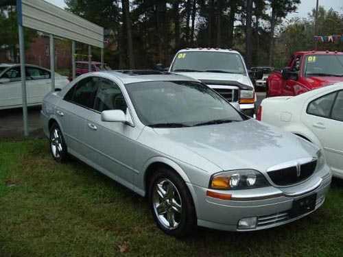 Lincoln Ls #19