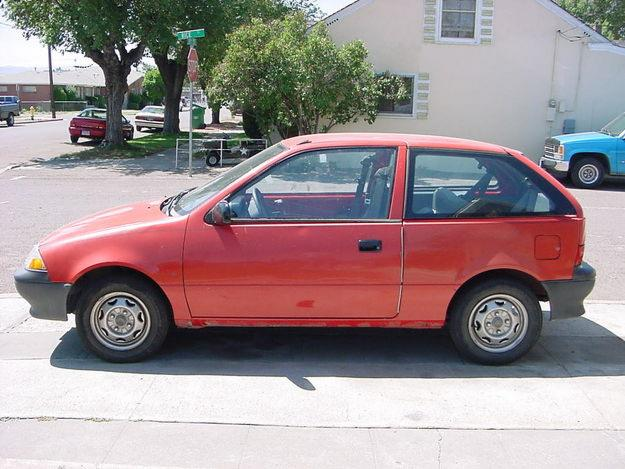 1991 Suzuki Swift #2