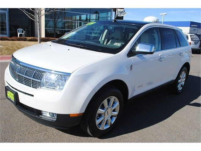 2009 Lincoln Mkx #11