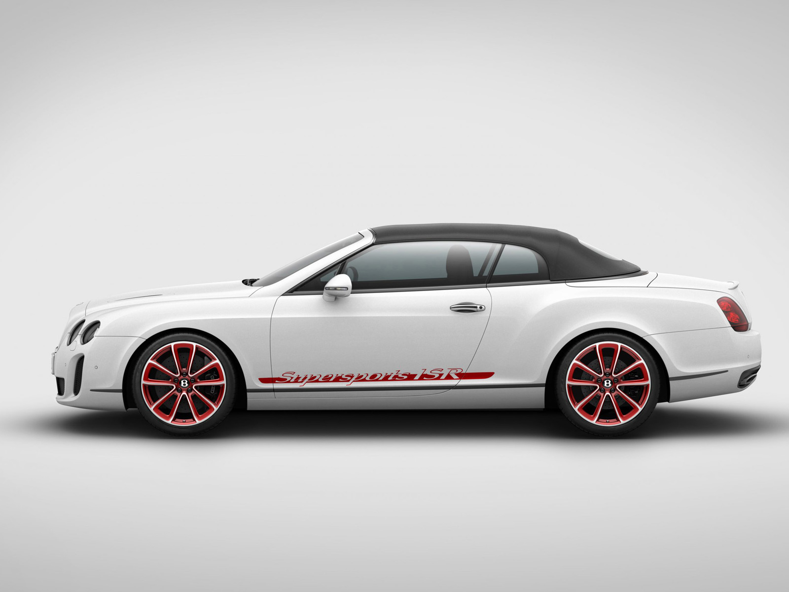 Bentley Continental Supersports Convertible #8