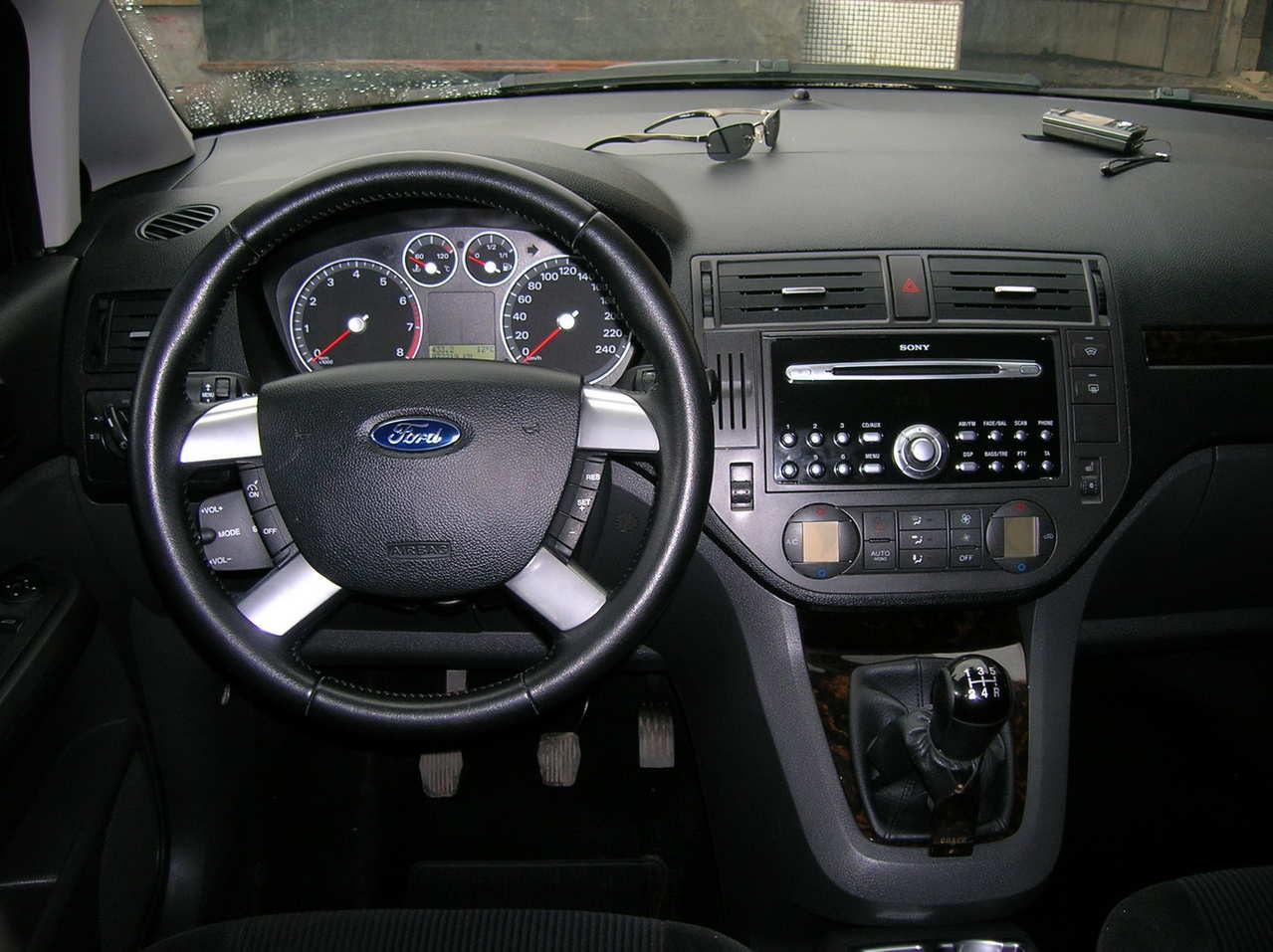 2005 Ford C-MAX #6