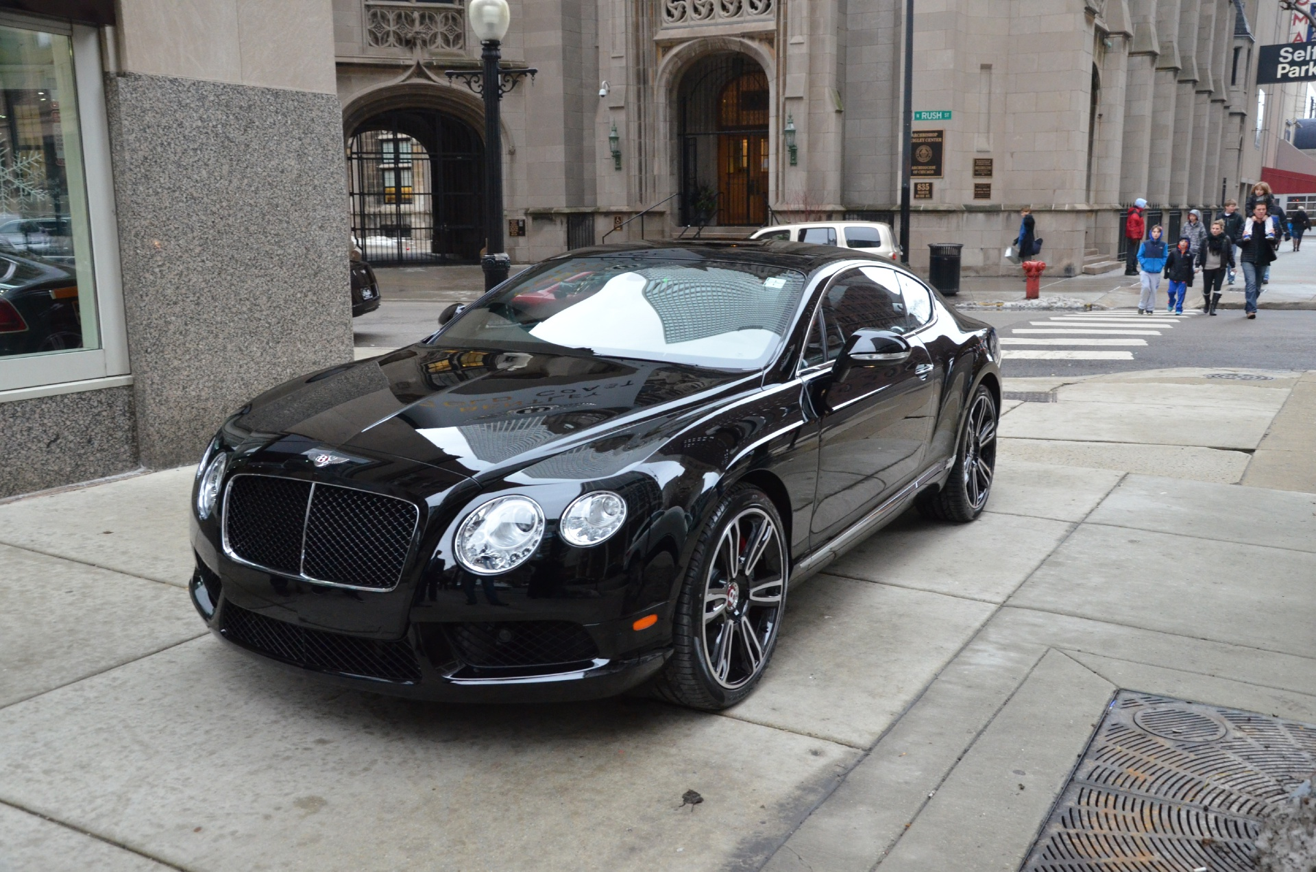 2014 Bentley Continental Gt #12