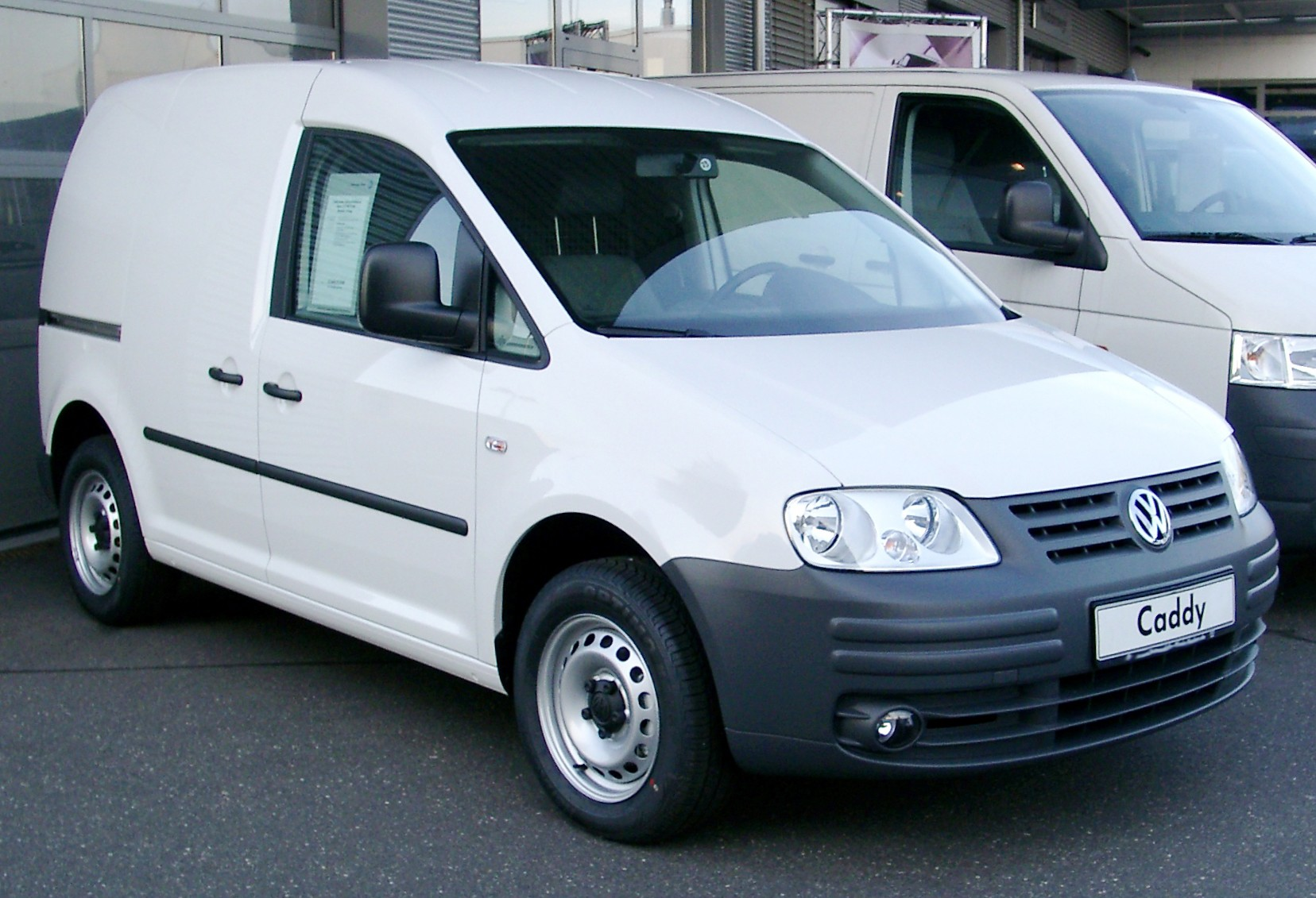 2009 Volkswagen Caddy #3