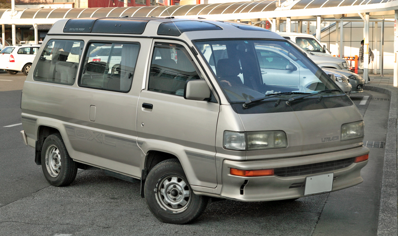 1991 toyota lite ace photos informations articles. Black Bedroom Furniture Sets. Home Design Ideas