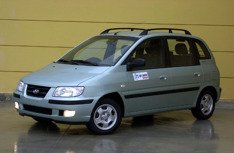 Hyundai Matrix #16