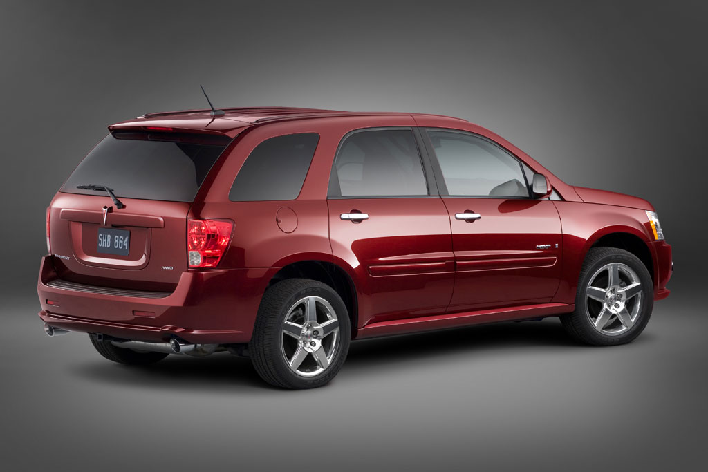 2008 Pontiac Torrent #15