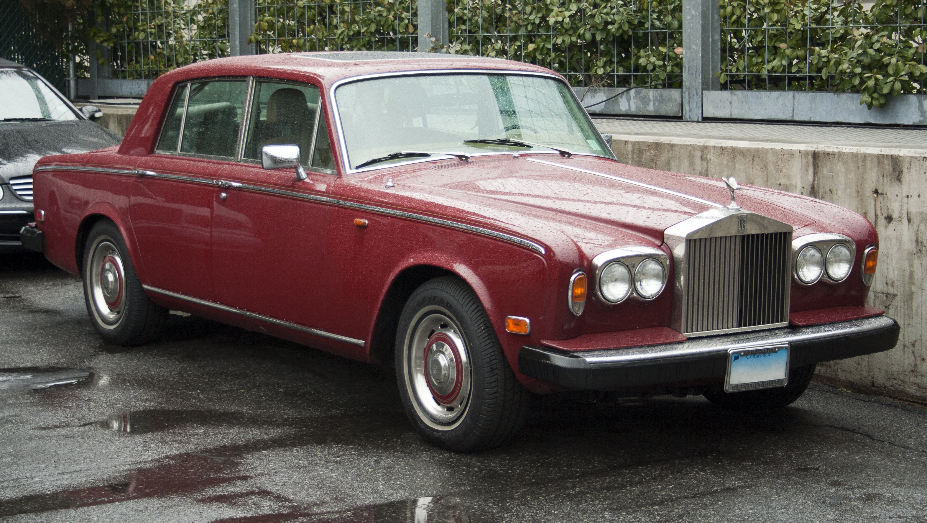 Rolls royce Silver Shadow #2