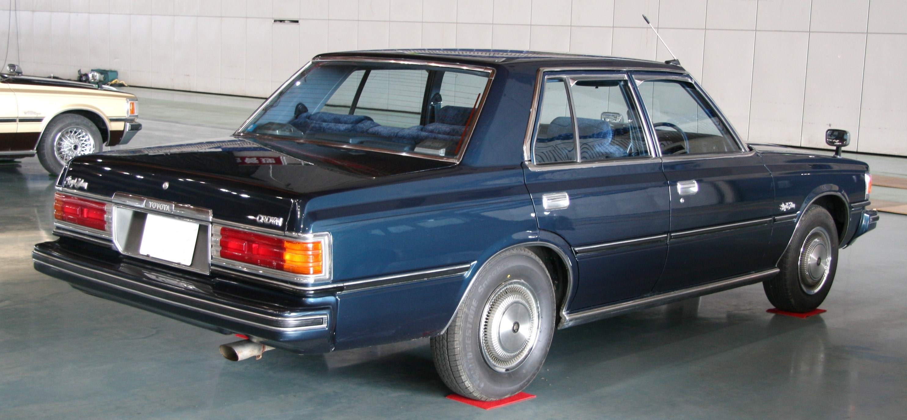 1979 Toyota Crown #3