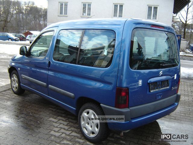 2000 Citroen Berlingo #5