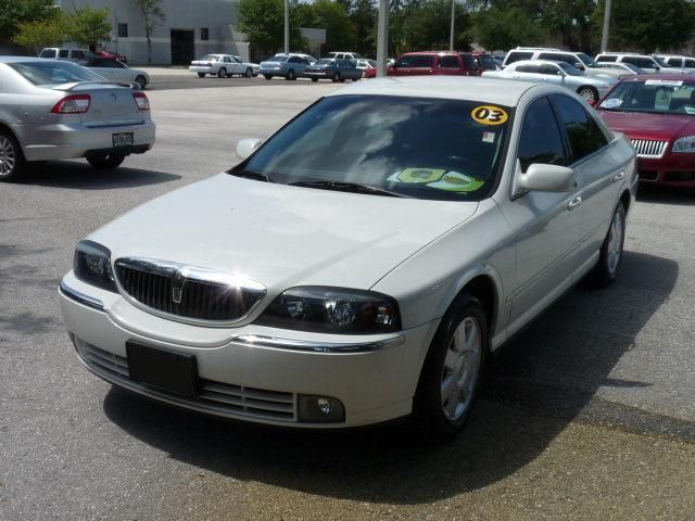 2003 Lincoln Ls #14