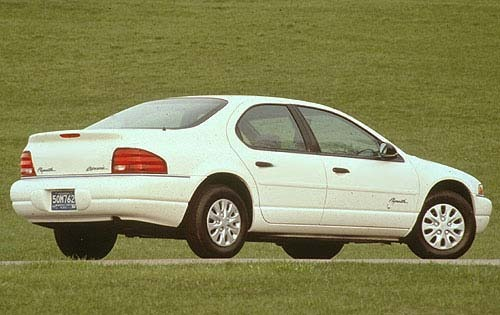 2000 Plymouth Breeze #5