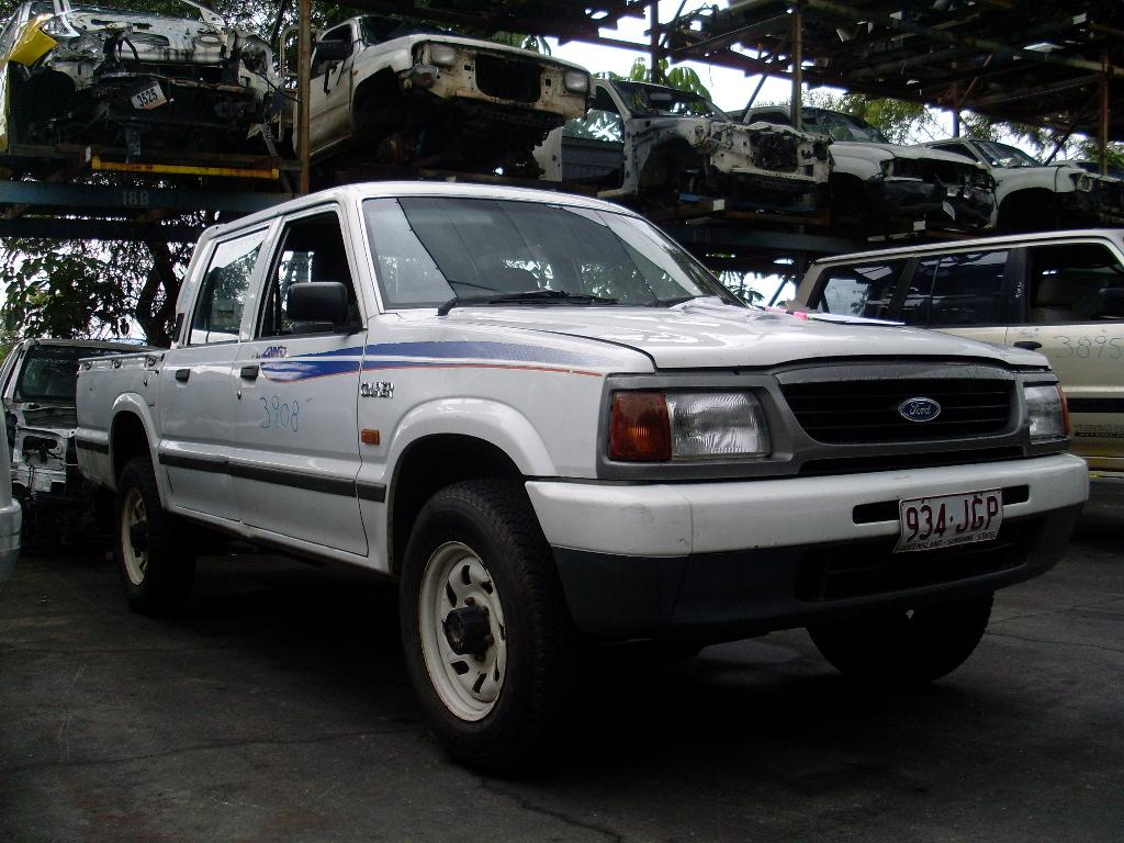 1998 Ford Courier #7