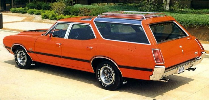 1974 Oldsmobile Vista Cruiser #7