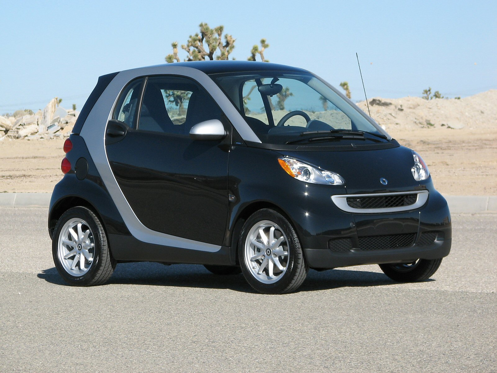 2008 Smart Fortwo #13