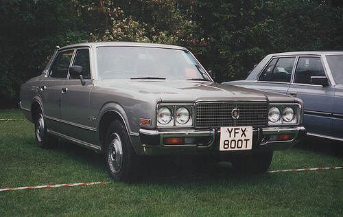 1978 Toyota Crown #3