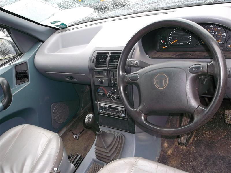 2000 Tata Safari #15